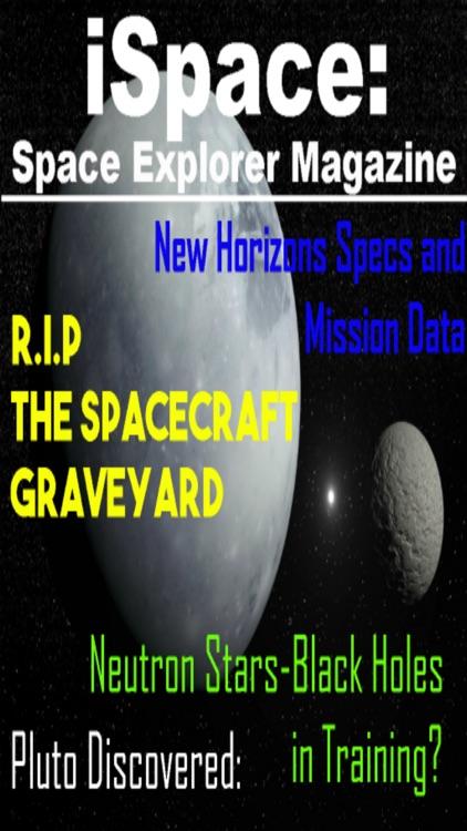 iSpace:Space Explorer Magazine