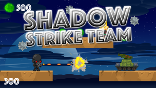 A Shadow Strike Team - Army of Tanks and Soldiers in a World of Battle screenshot one