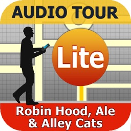 Robin Hood, Ale & Alley Cats Tour in Nottingham...