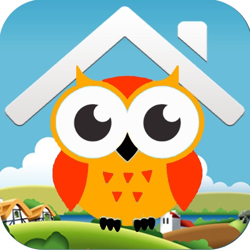 Home Schooling - Reading HD icon