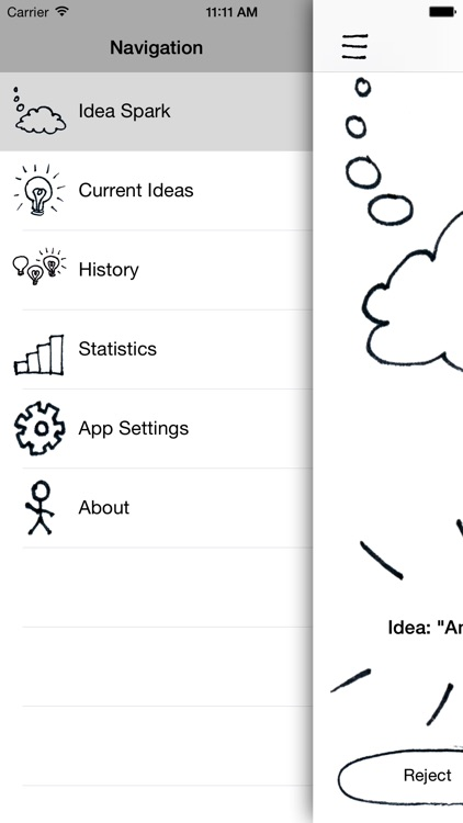 Idea Spark: Stimulate your creativity screenshot-3
