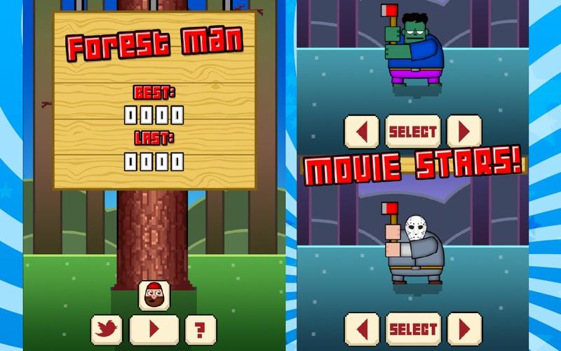 Forest Man screenshot 3