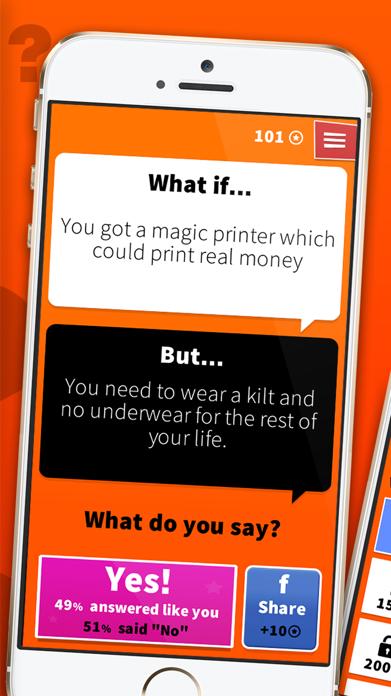 What if.. Screenshot