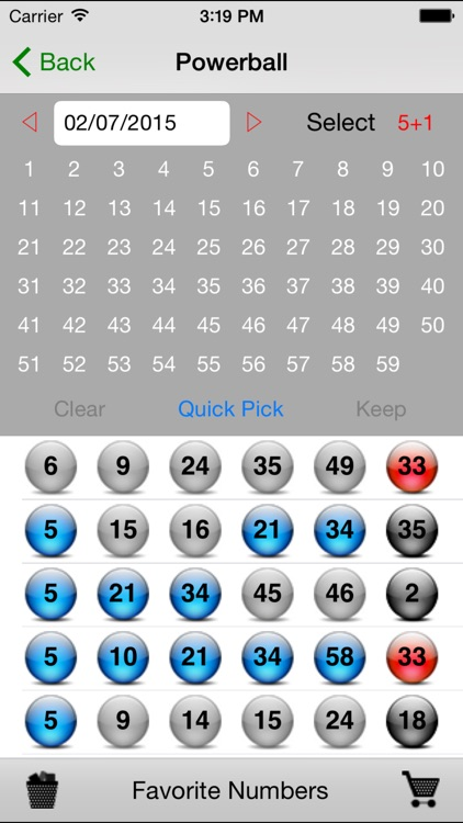 Lotto Angel - Powerball & Mega Millions screenshot-2