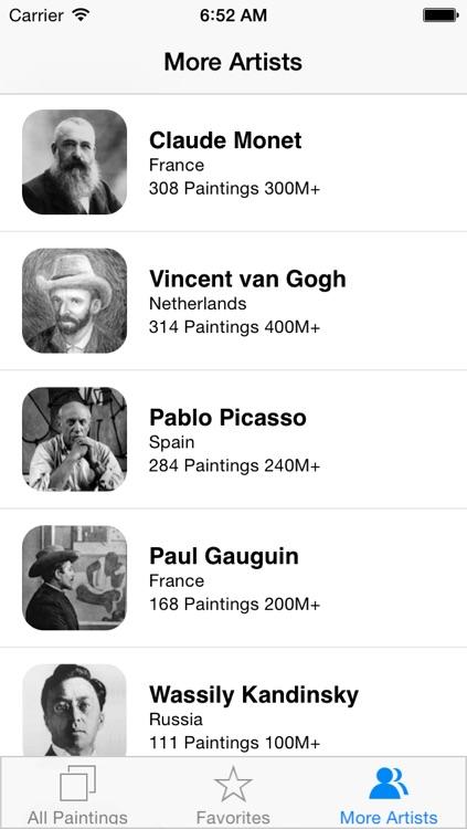 Leonardo da Vinci 100 Paintings HD 100M+ Ad-free screenshot-4