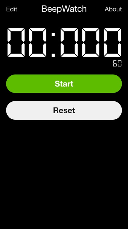 BeepWatch PRO - Beeping Circuit Training Interval Stopwatch