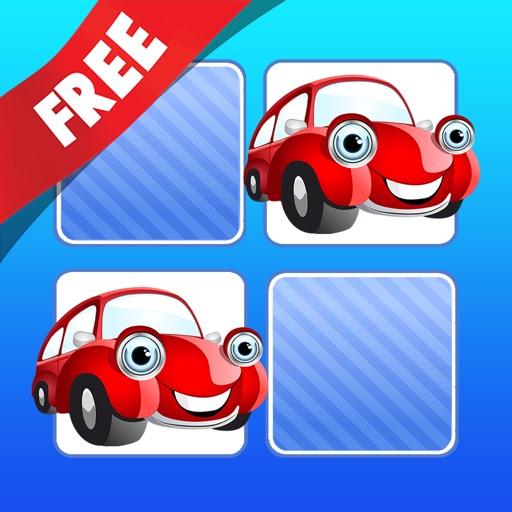Free Memo Game Transport Cartoon icon