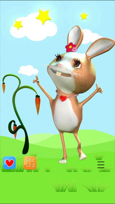 会話うさぎ - Talking Rabbit ABCのおすすめ画像3