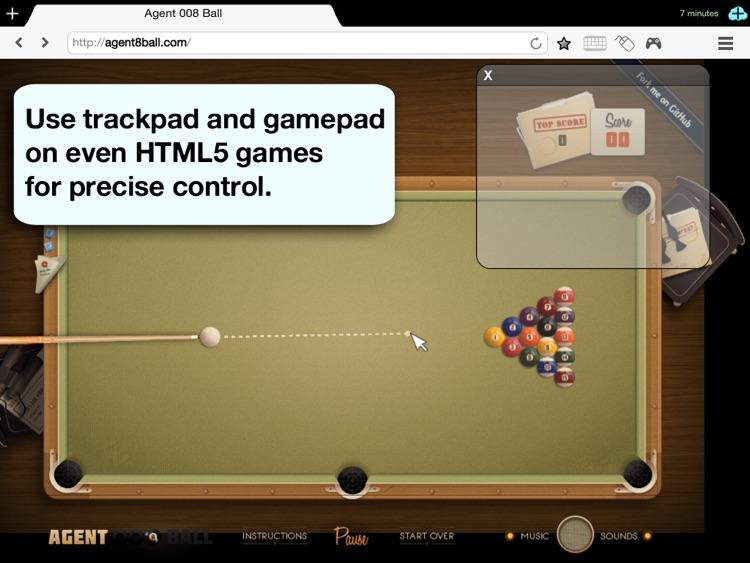 LiveCirrus Browser screenshot-3