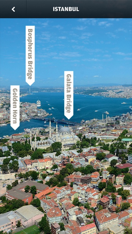 Istanbul: Wallpaper* City Guide screenshot-0