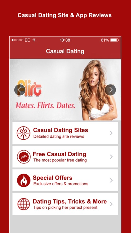best site for casual dating