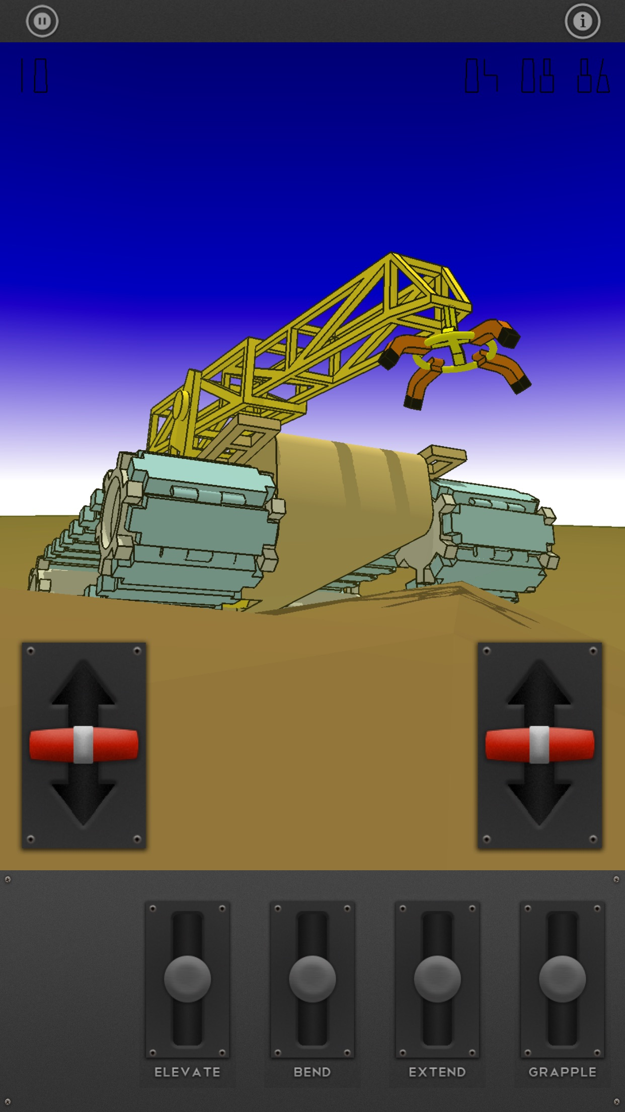 The Little Crane That Could Screenshot