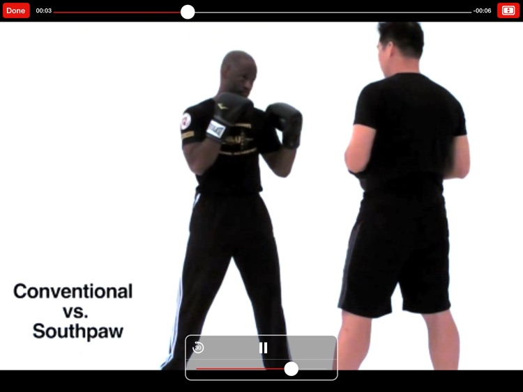 Boxing Lessons - M.A.C. Martial Arts College for iPad screenshot-3