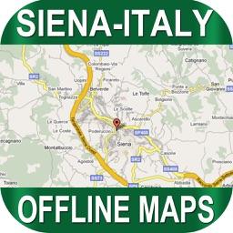 Siena Offlinemaps with RouteFinder