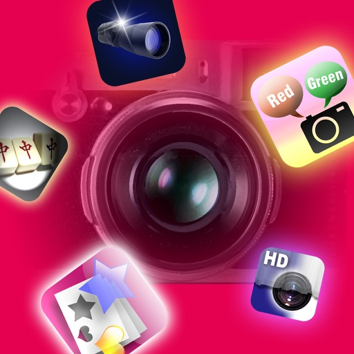 High-Speed Camera Icons icon