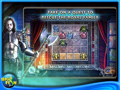 Riddles of Fate: Into Oblivion HD - A Hidden Object Puzzle Adventure screenshot three