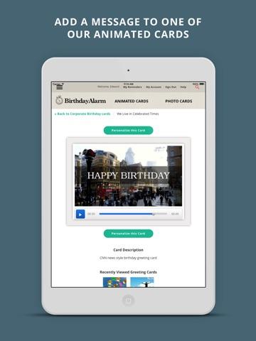 Birthday Alarm Free Birthday Reminders And Greeting Cards Apprecs