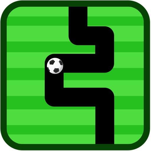 Soccer Ball Line