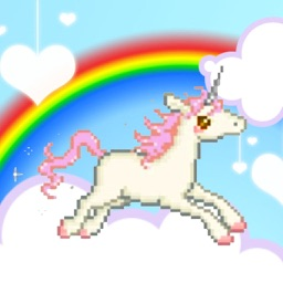 Unicorn Bounce: Rainbow Dash