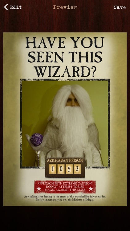 Wanted Poster Pro screenshot-2