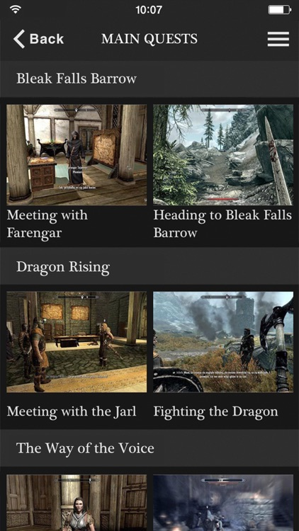 Guides for The Elder Scrolls V - Videos, Walkthroughs, Tips and More! screenshot-1