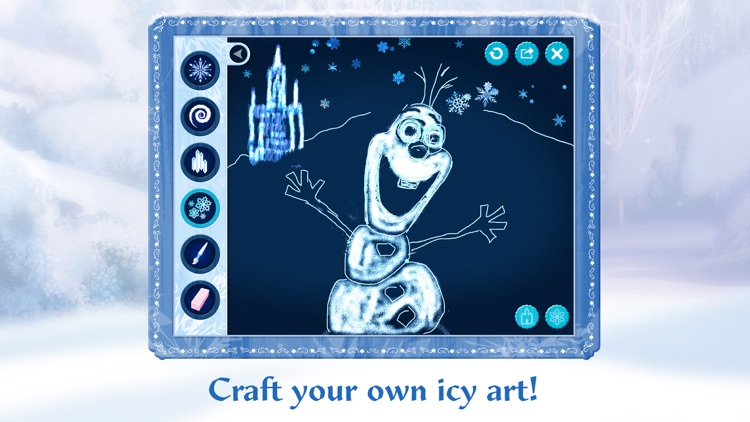 Frozen: Storybook Deluxe - Now with Frozen Fever! screenshot-4