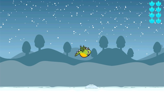 Ice Dragon - Let the Bombs Fall on the App Store