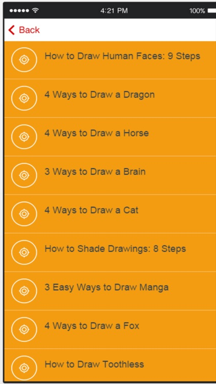 Learn How to Draw - Step by Step Lessons and Videos screenshot-1