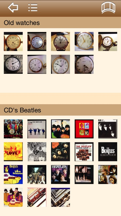 My Collections screenshot-3