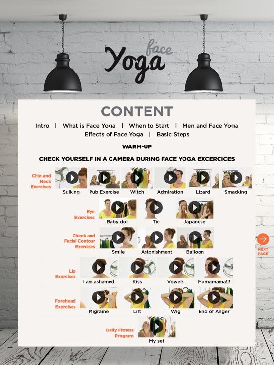Face Yoga: Natural Facelift screenshot-3