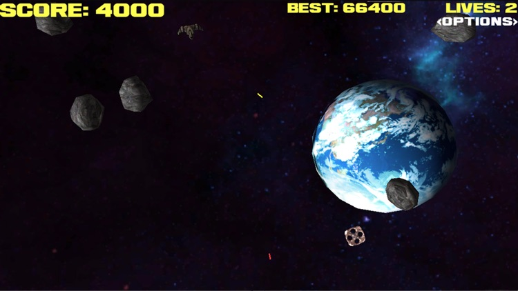 Asteroid Storm!