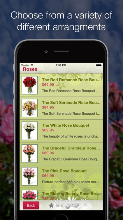 Mobile Florist: Flower Delivery - Order & Send Fresh Flowers from Anywhere using Local Florists!