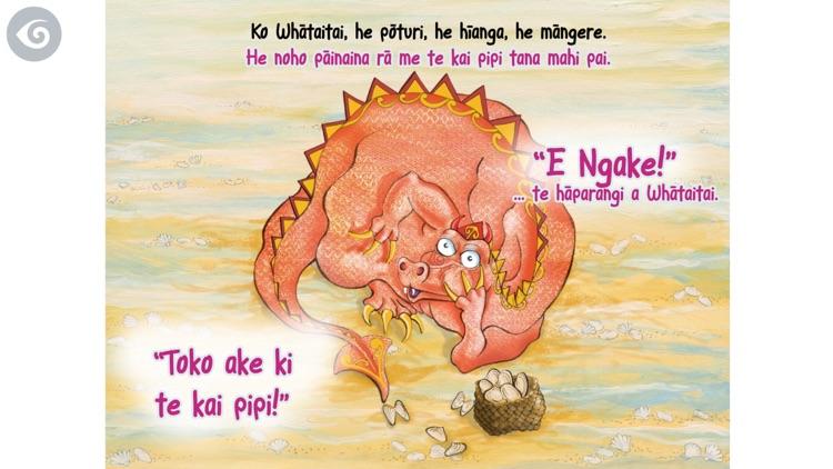 Ngake and Whātaitai - The Legend of Wellington Harbour