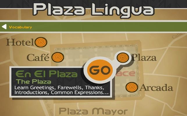 Speak Spanish with PlazaLingua - Practice Lessons and Audio for Learning a  Foreign Language / Lecciones para Hablar Espanol