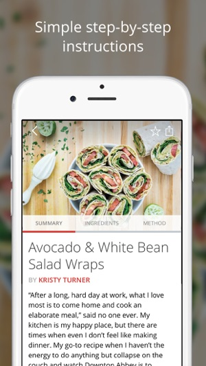 Forks over knives healthy recipes easy meals on the app store forumfinder Image collections