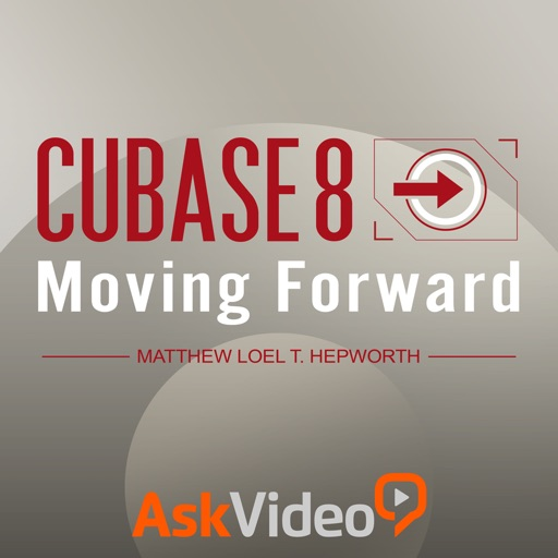 Course For Cubase 8 101 - Moving Forward With Cubase 8