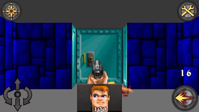 Wolfenstein 3D Classic Lite On The App Store