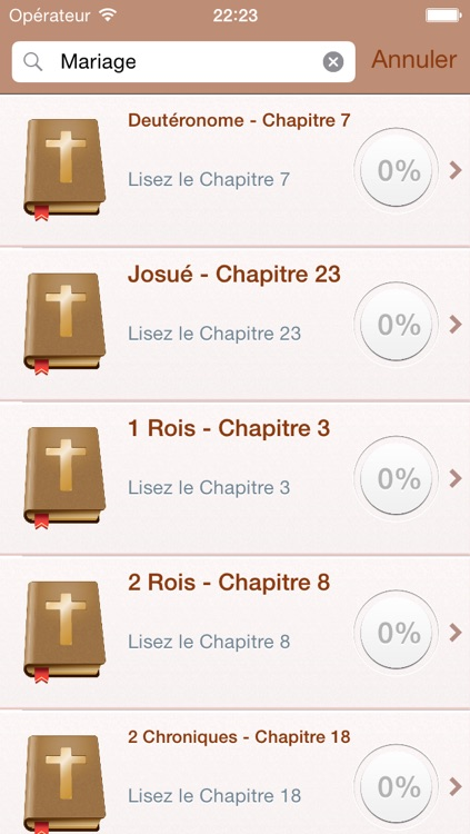 Free Holy Bible Audio mp3 and Text in French - Louis Segond 1910 screenshot-3