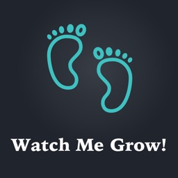 Watch Me Grow! - Baby Photo Album and Growth Chart