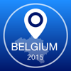 Belgium Offline Map + City Guide Navigator, Attractions and Transports