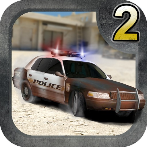 Mad Cop 2 - Police Car Race and Drift (Ads Free)