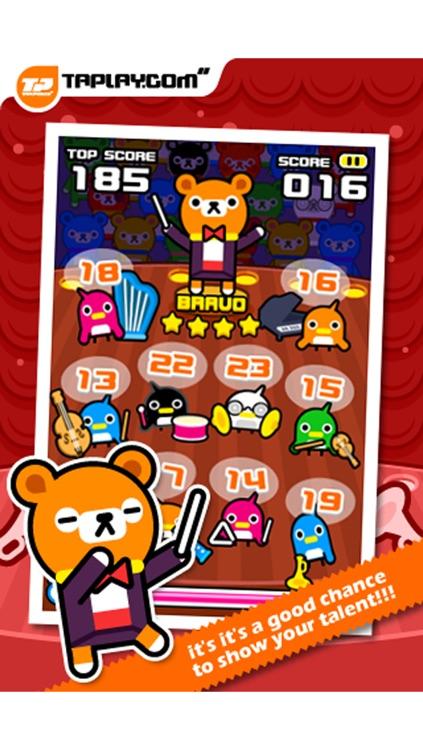 Rainbow Band - Tappi Bear