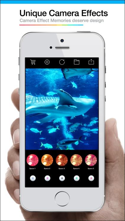 Pocket 360 Camera - camera effects plus photo editor
