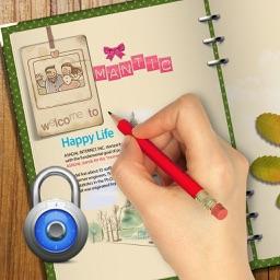Portable Diary