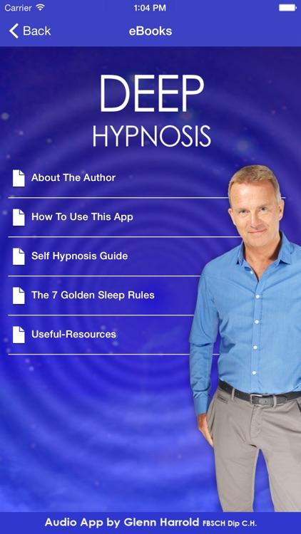 Deep Hypnosis with Glenn Harrold screenshot-3