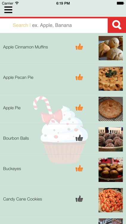 Holiday Cookies, Cakes and Pie Recipes