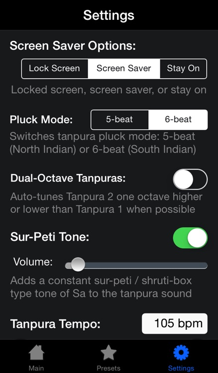 iTanpura Lite - Tanpura Player screenshot-4