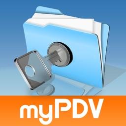 myPDV – Organize & Store your Data in one Vault