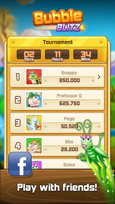 Bubble Blitz screenshot four