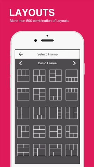 Photo Collage Lab : Instaframe & photo editor effects on the App Store